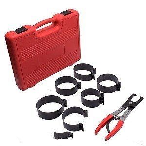 cylinder piston ring compressor tools for auto mechanic