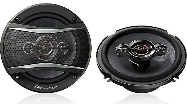 Pioneer TS speakers review