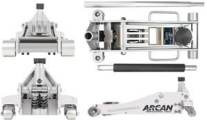 arcan jack specifications