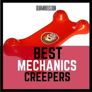 Best Mechanics Creepers 2017 Reviews And Comparison
