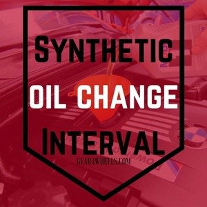Synthetic Oil Change Interval