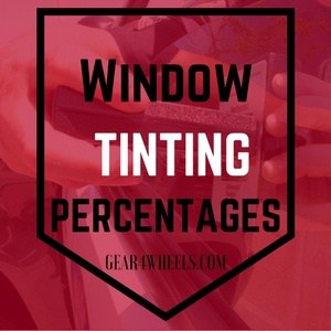 Illinois Window Tint Law >> Window Tinting Percentages by State [2018] Is Your Tint Legal?