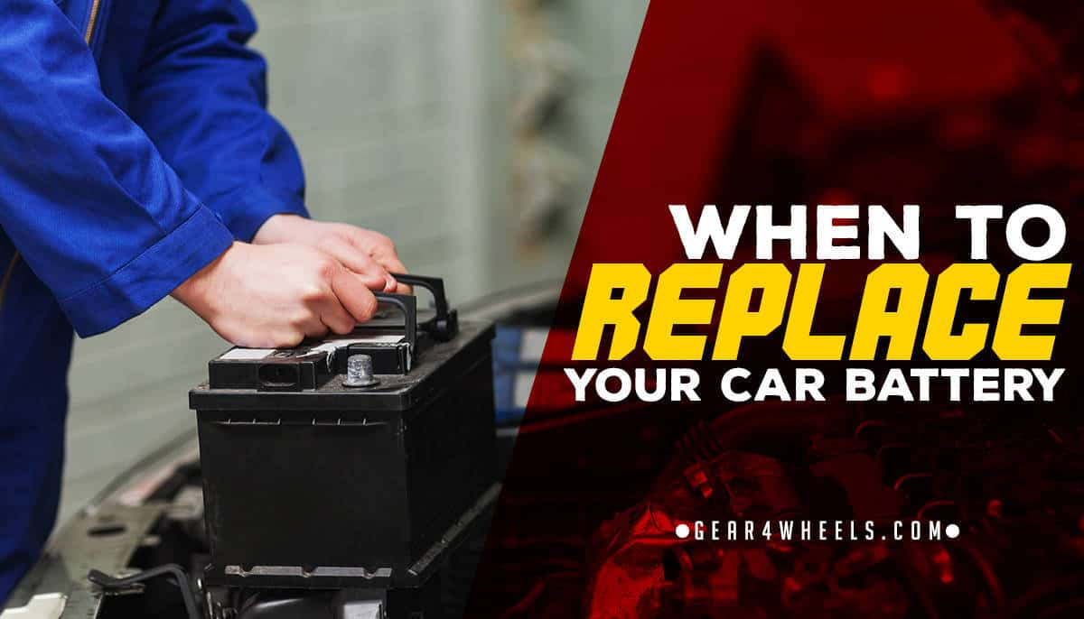 When To Replace Your Car Battery Hint: Before it dies