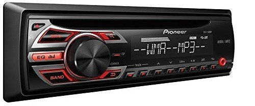 Pioneer DEH-150MP REVIEW
