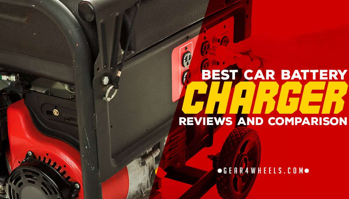 The Best Car Battery Charger in 2019? (Top 5 Reviews and Comparison)