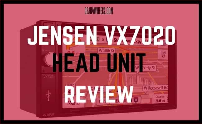 Jensen VX7020 Review
