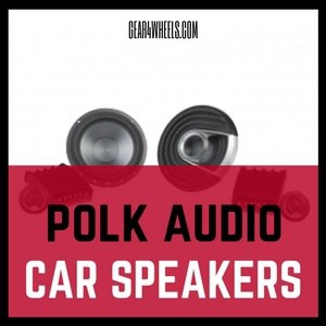 Polk audio car speakers