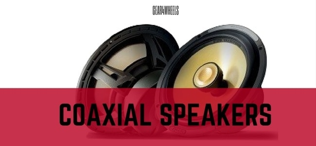 Coaxial speakers (1)