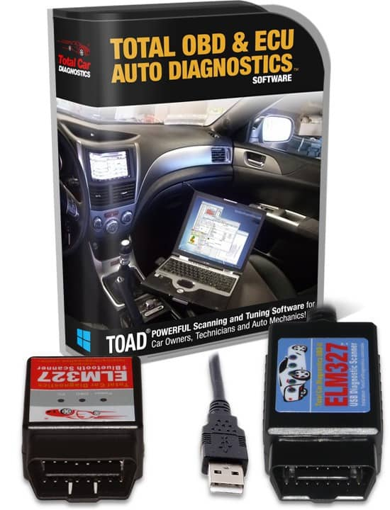 TOAD total auto diagnosis review
