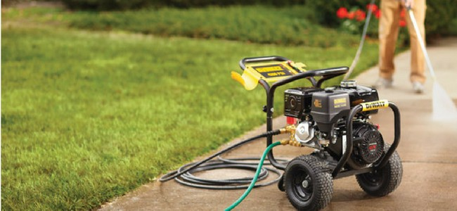 Buyers Guide Pressure washer