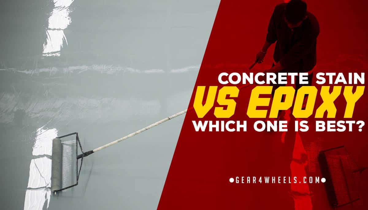 Concrete Stain Vs Epoxy Which One Is Best Ask The Experts
