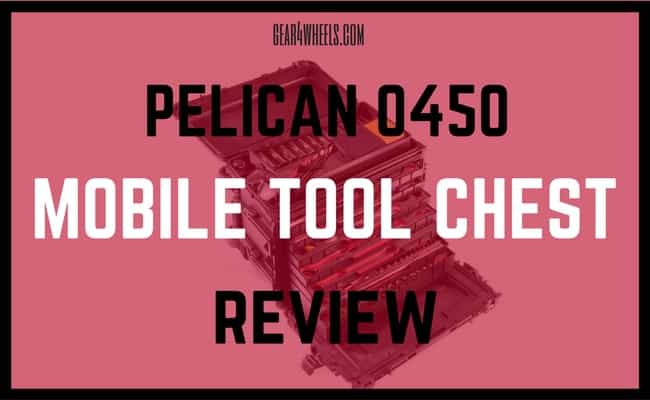 PELICAN 0450 mobile tool chest review