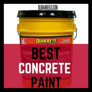 Best concrete paint