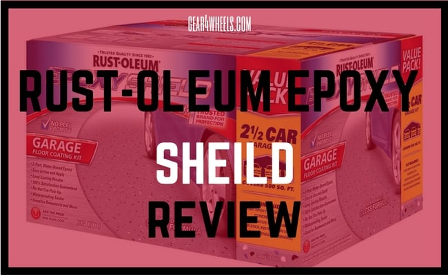 Rust Oleum Epoxyshield Review Gear4wheels