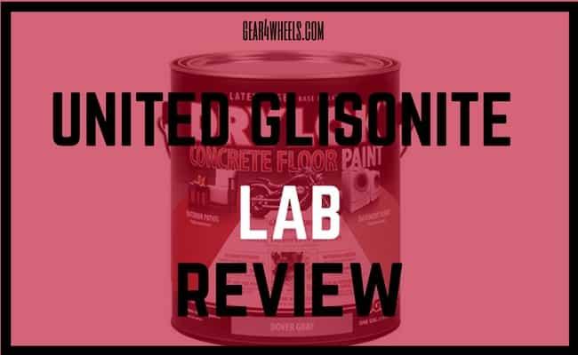 United glisonite lab review