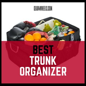 BEST TRUNK ORGANIZER