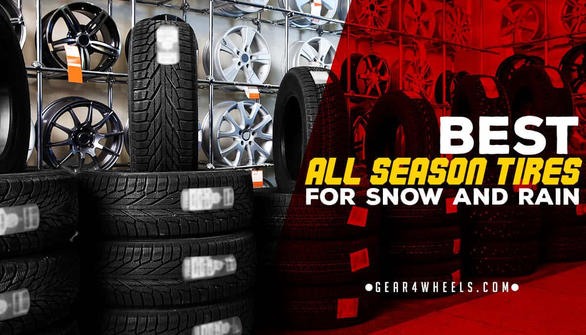 Best All Season Tires >> Best All Season Tires For Snow And Rain In 2018 Reviews