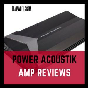 POWER ACOUSTIK AMP REVIEWS