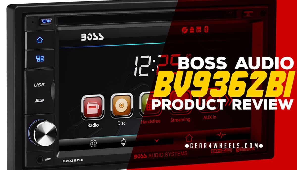 boss audio bv9362bi review in 2018. Black Bedroom Furniture Sets. Home Design Ideas