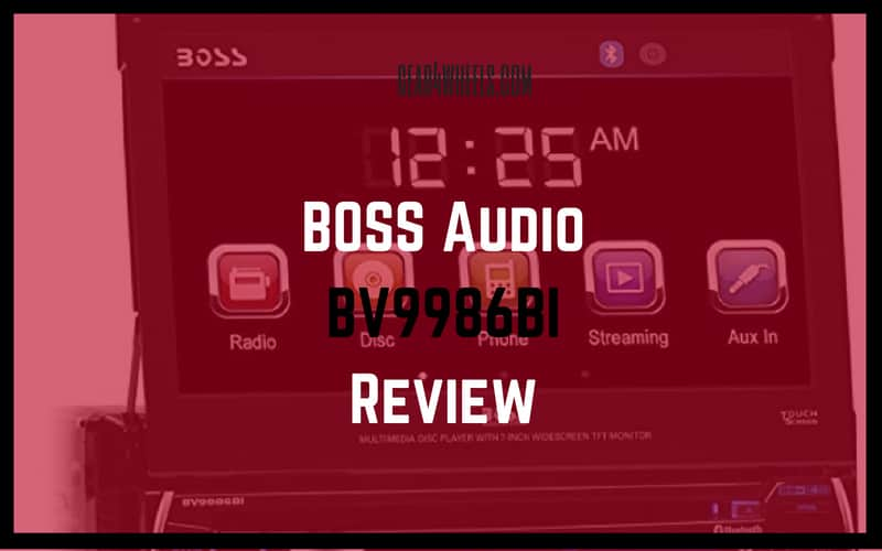BOSS Audio BV9986BI Review