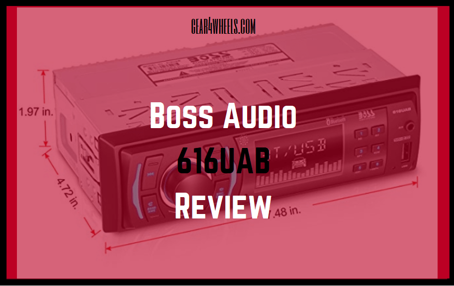 Boss Audio 616UAB Review